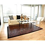 Bamboo Rugs Cobblestone Rug Rug Size: 4 x 6
