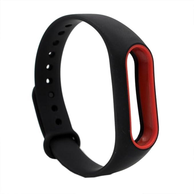 79 opinioni per XIHAMA per Xiaomi Miband 2 Strap, Cinturino da Polso Smart Band in Acciaio