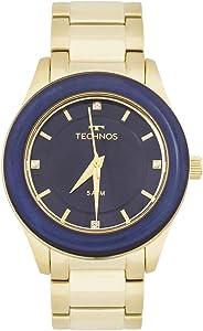 Relógio Technos St.moritz 2036MGK/4A Dourado