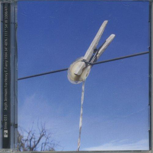 Jeph Jerman - Vinyl