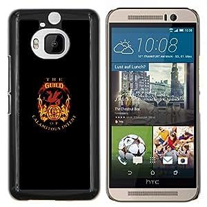 Stuss Case / Funda Carcasa protectora - El gremio de Intención calamitoso - HTC One M9Plus M9+ M9 Plus