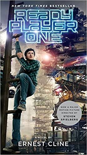 amazon ready player one movie tie in a novel ernest cline