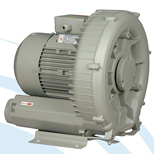 173853 220V 1500W Elektrisch Turbo Lüftung Fischteich Belüfter Sauerstoff Industriell