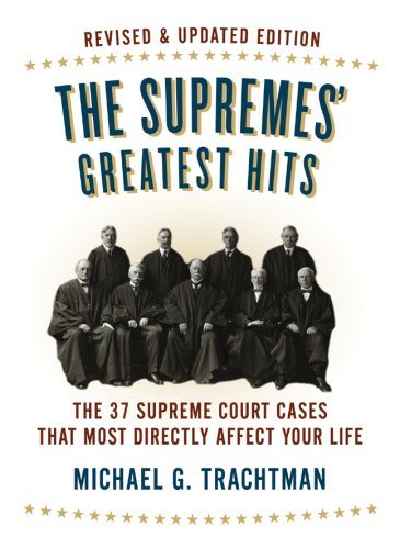 The Supremes' Greatest Hits, Revised & Updated Edition: The 37 Supreme Court Cases That Most Directly Affect Your Li