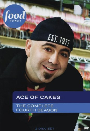 - Ace of Cakes: The Complete Fourth Season
