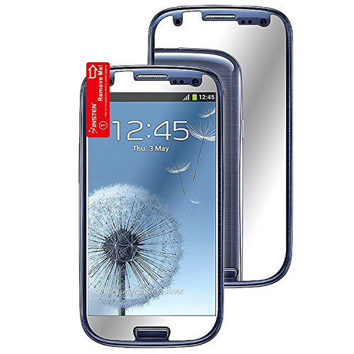 Aimo Wireless Mirror Screen Protector for Samsung Galaxy S3 I9300 (Cell Phone Samsung S3 I9300)