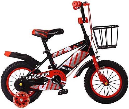 SXZHSM Bicicleta For Bebés, Bicicleta For Bebés De 2 A 9 Años ...