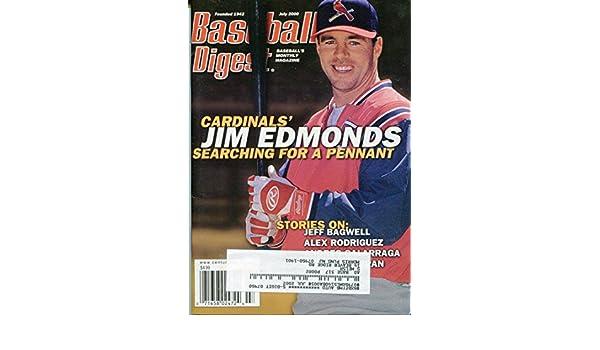Brand New Baseball Digest Magazine MATT CARPENTER ST LOUIS CARDINALS NOV DEC 18