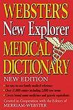 Webster's New Explorer Medical Dictionary, Merriam-Webster, 159695020X