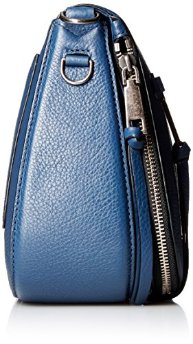 Bag Saddle Recruit Jacobs Marc Dark Blue Crossbody TZIqwnAOn