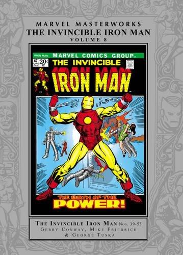 Download Marvel Masterworks: The Invincible Iron Man - Volume 8 PDF