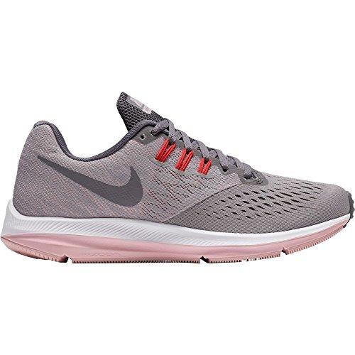 (ナイキ) Nike レディース ランニング?ウォーキング シューズ?靴 Air Zoom Winflo 4 Running Shoes [並行輸入品]