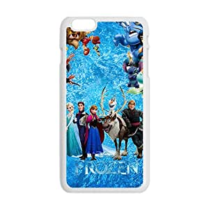 Frozen durable fashion Cell Phone Case for Iphone 6 Plus