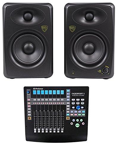 Event Studio Monitor (PRESONUS FADERPORT 8 USB 8Ch Mixer DAW Controller Mac/PC+5