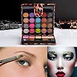 Ecvtop Professional Makeup Kit Eyeshadow Palette