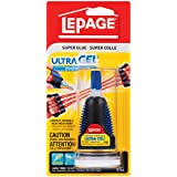 LePage Ultra Gel Control Super Glue, 4ml Bottle (1662532)