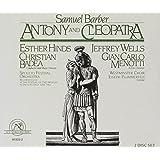 Samuel Barber: Antony & Cleopatra