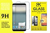 Google Pixel 2 XL Unbreakable Tempered Glass/IMPOSSIBLE GUARD,Screen Protector Anti-Scratch, Shatter Proof, Damage Resistant, Sensitive Touch, clear glass - SCRATCH PROOF *ULTRA THIN* Bubble Free