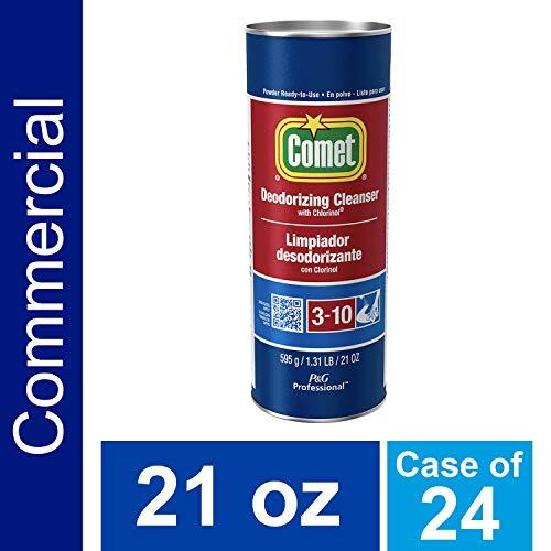 Comet 32987 Deodorizing Powder Cleanser, 21 Ounces (Case of -