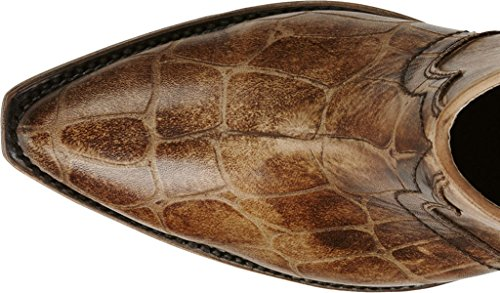 Ariat Womens Jadyn New West Chocolate Croc Print mK91bT701