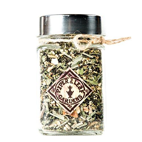Piper and Leaf Tea Co Healing Honeysuckle, 70 Gram Honeysuckle Blossom