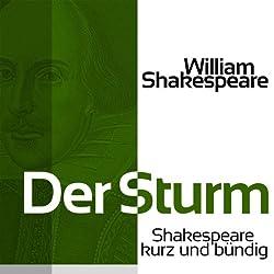 Der Sturm (Shakespeare kurz und bündig)
