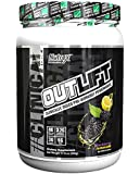 Nutrex Outlift Pre-Workout Blackberry Lemonade 20 Serving,18.8 Oz(532g)