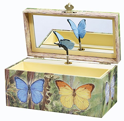 Enchantmints Butterfly Music Jewelry Box product image