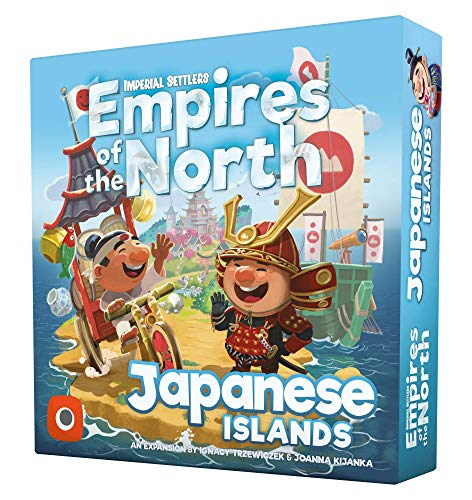 Empires of The North: Japanese Islands
