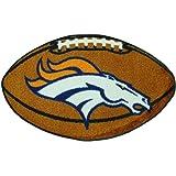 Fanmats Denver Broncos Team Football Mat