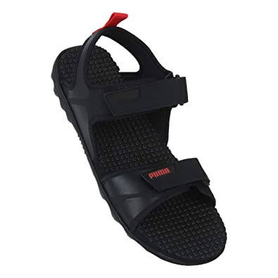 4ddca8ecdf9 Puma Mens Casual Wear Velcro Closure Sandals  Buy Online at Low Prices in  India - Amazon.in