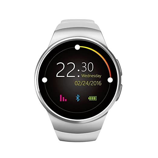 4 opinioni per FENGSHI Smart Watch Phone MTK2502C 1.3 Inch Round IPS Touch Screen Bluetooth 4.0