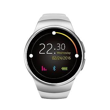 FENGSHI reloj inteligente mtk252c cpu 1.3 pulgadas redonda ips pantalla táctil bluetooth 4. Anti-perdida control remoto apk para ios teléfono ...
