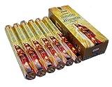 1 X Santa Muerte Gold - 120 Sticks Box - Darshan Incense