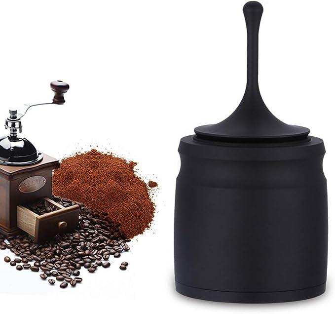 Comfortable Handle Coffee Tamper Tamper Dosing for Cafe EK43 Grinder Home
