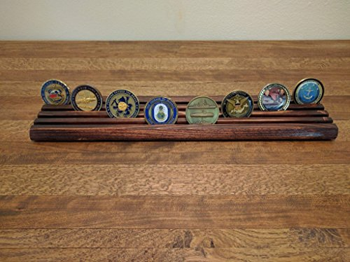 Challenge Coin Holder Challenge Coin Display Holds 36 Coins-Made in USA