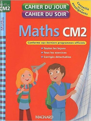 Amazon Fr Maths Cm2 Magnard Livres
