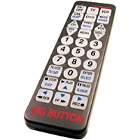 Big Button TV Universal Remote