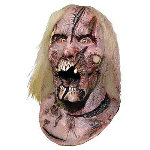 [Trick or Treat Studios Men's Walking Dead-Deer Walker Mask, Multi, One Size] (Spirit Walker Costume)
