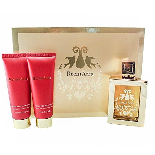 Reem Acra 3 Piece Gift Set For Women