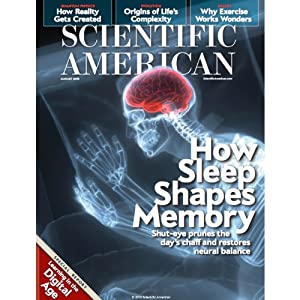 Scientific American, August 2013 Periodical