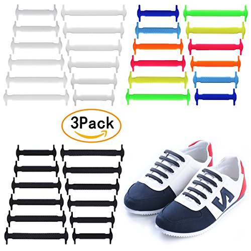 Tie Shoelaces Kids Adults Waterproof product image