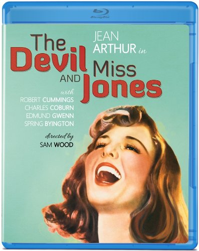 The Devil and Miss Jones [Blu-ray]