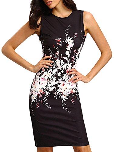 a floral dress - 5