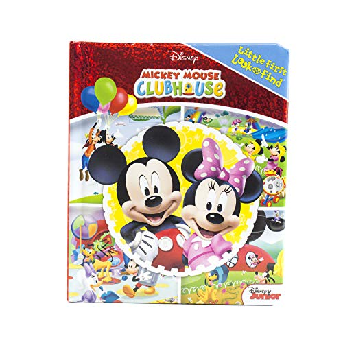 Disney - Mickey Mouse Clubhouse - My Little First Look and Find - PI Kids -