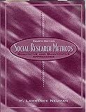 Social Research Methods 9780205313242