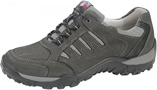 larghezza scarpe sciolti Grau H 609 per 052 donna Kombi Hilvi 519006 Waldläufer solette 4qXHSwpgp