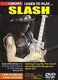 Learn to Play Slash (2 Dvd) [Import anglais]