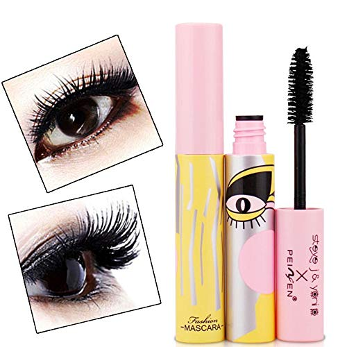 Br Pro Maquiagem Black Rimel Mascara Waterproof 3D Volume Extentions Mascaras Quick-Dry Curling Thick Eyelashes Makeup Cilios L6955 - Ysl Waterproof Mascara