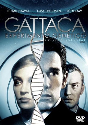 Póster de película Gattaca - 11 x 17 en Argentina 28 cm x 44 ...